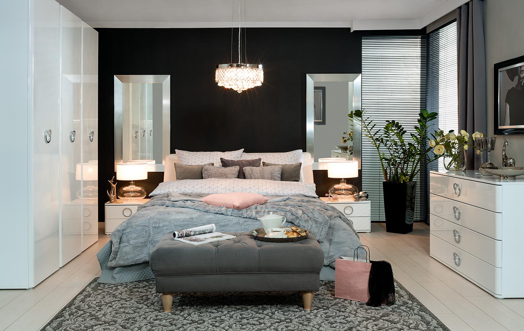 """Dormitoare la set pentru casă sau pentru """"acasă""""?"""
